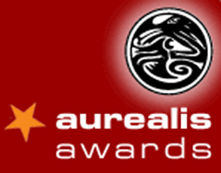 Aurealis Awards logo