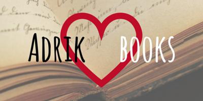 Books Adrik Loves