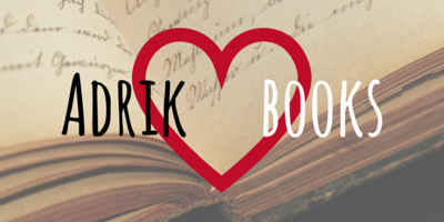Books Adrik Loves