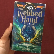 The Webbed Hand Jenny Jones Adrik Kemp